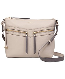 Radley London Smith Street Leather Zip-Top Crossbody