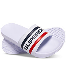 Superdry Men's Retro Colorblocked Slide Sandals