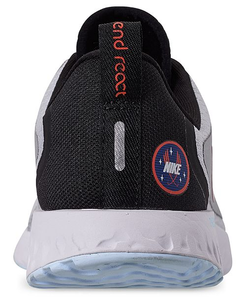 895ae3d53ac ... Nike Boys  Legend React SD Running Sneakers from Finish Line ...