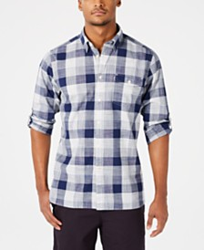Barbour Men's Pier Slim-Fit Plaid Shirt