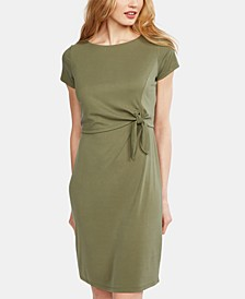 Maternity Tiered Nursing Dress