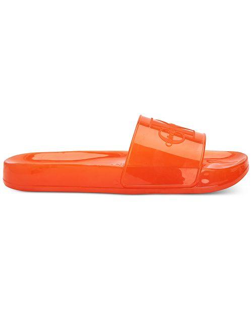 Calvin Klein Men S Elmos Slide Sandals Amp Reviews All Men