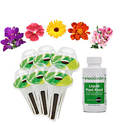 AeroGarden Incredible Edibles 6-Pod Seed Kit