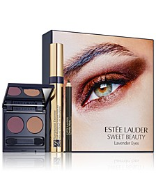 3-Pc. Sweet Beauty Lavender Eyes Set