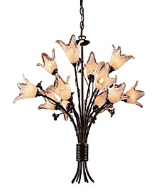 Fioritura Collection Aged Bronze