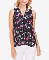 5420219693c Vince Camuto Womens Tops - Macy s