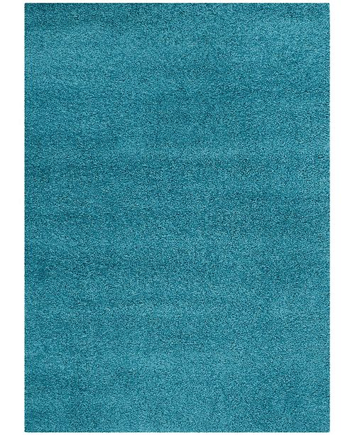 "Safavieh Laguna Turquoise 5'3"" x 7'6"" Area Rug"