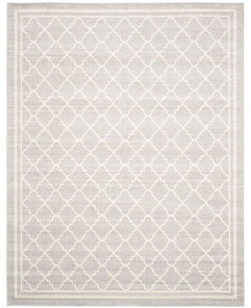 Safavieh Amherst 422 Light Gray and Beige Area Rug Collection