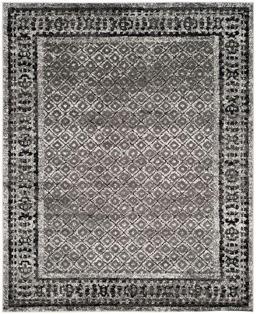 Safavieh Adirondack Ivory and Silver 10' x 14' Area Rug