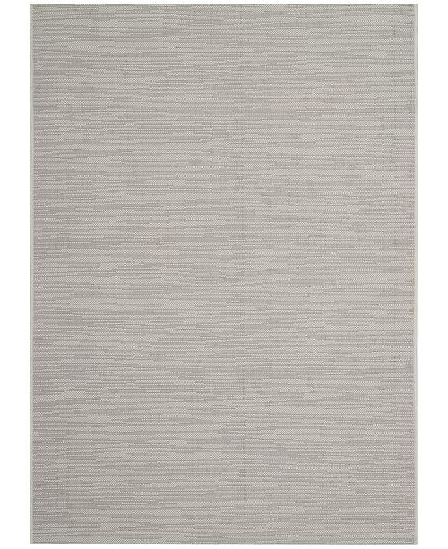 "Safavieh Courtyard Light Gray 2'7"" x 5' Sisal Weave Area Rug"