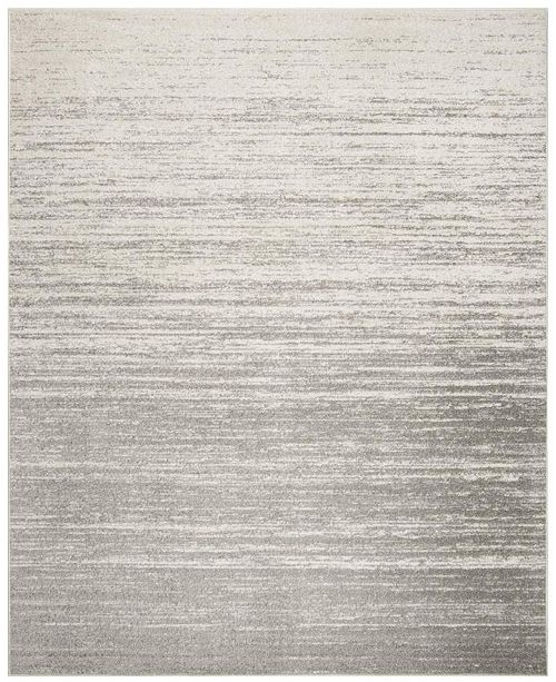 Safavieh Adirondack Light Gray and Gray 9' x 12' Area Rug