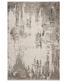 Safavieh Eclipse Light Gray and Beige 8' x 10' Sisal Weave Area Rug