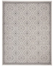 "Safavieh Montage Ivory and Gray 5'1"" x 7'6"" Area Rug"