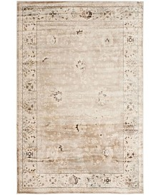 Safavieh Vintage Light Gray and Ivory 8' x 10' Area Rug