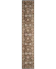 "Safavieh Vintage Persian Brown and Multi 2'2"" x 8' Runner Area Rug"