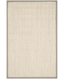 Natural Fiber Marble and Khaki 10' x 14' Sisal Weave Area Rug