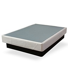 """5"""" Assembled Wood Box Spring/Foundation for Mattress, Twin"""