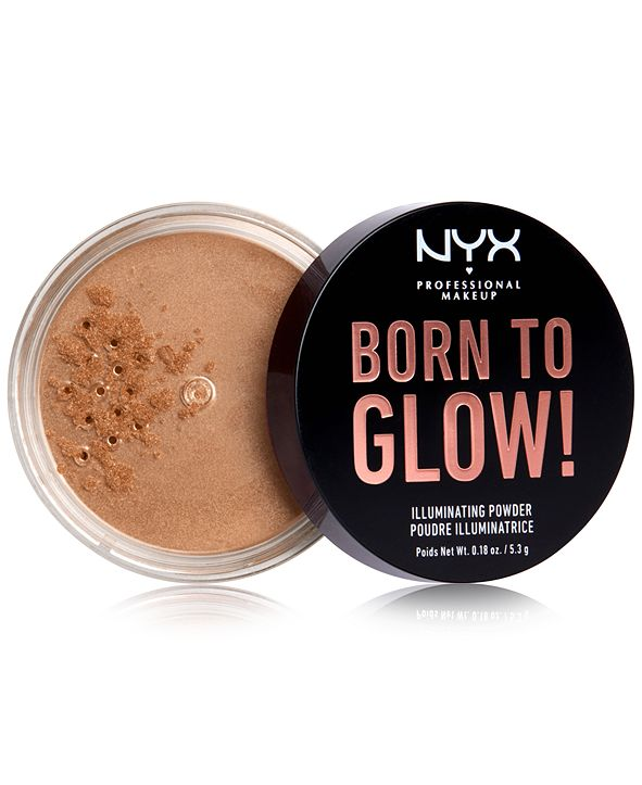 NYX Professional Makeup Born To Glow! Illuminating Powder