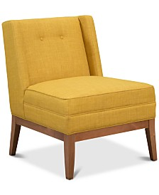 CLOSEOUT! Gwen Accent Chair, Quick Ship