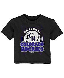 Outerstuff Colorado Rockies Fun Park T-Shirt, Toddler Boys (2T-4T)