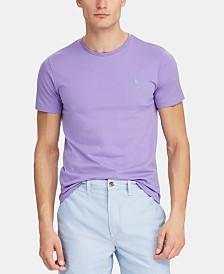 4b7ed887fc62 Polo Ralph Lauren Men s Crew Neck T-Shirt
