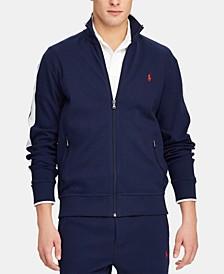 Men's Big & Tall  Soft Cotton Track Jacket