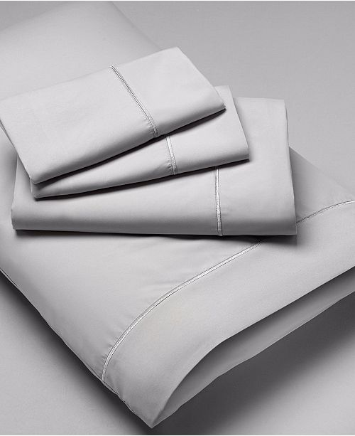 Pure Care Luxury Microfiber Wrinkle Resistant Pillowcase Set - King