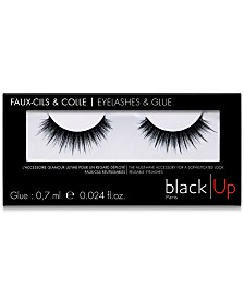 black Up Eyelashes & Glue