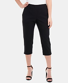 NY Collection Capri Pants
