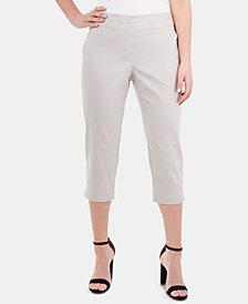 NY Collection Capri Pants