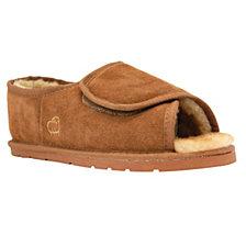 Lamo Men's Open Toe Wrap Slippers