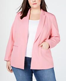 I.N.C. Plus Size Blazer, Created for Macy's