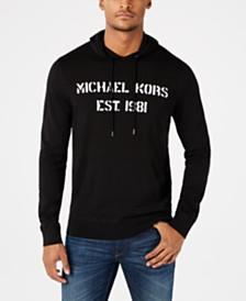 Michael Kors Men's Logo Graphic Hoodie