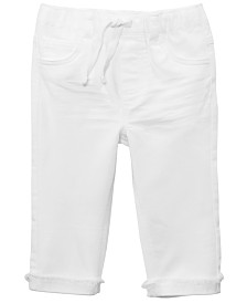 First Impressions Baby Boys Cuffed-Hem Jeans, Created for Macy's