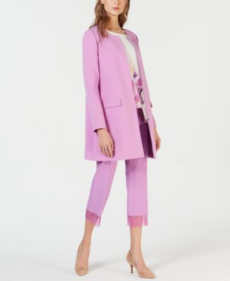 Petite Pocket Detail Jacket, Created for Macy's