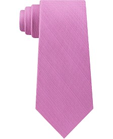 Michael Kors Men's Luxe Variation Solid Tie