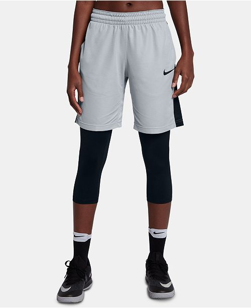 basket shorts nike