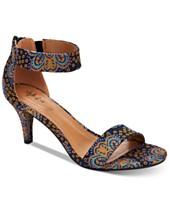 d8a8a4dd11be21 Orange Women s Sandals and Flip Flops - Macy s