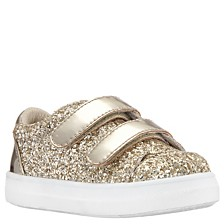 Nina Toddler & Little Gizella-T Glitter Sneaker