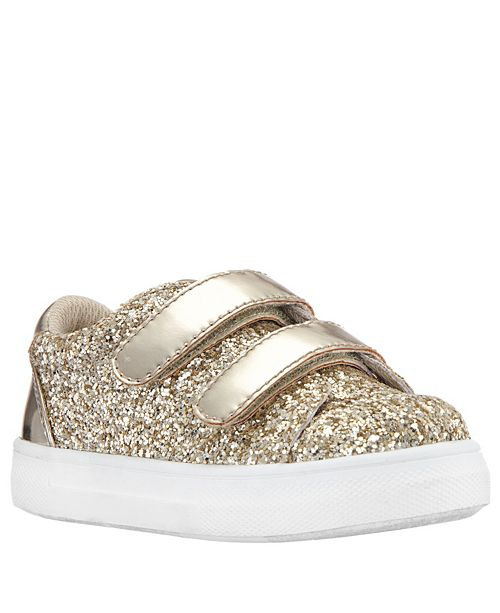 Nina Toddler & Little Gizella-T Glitter Sneaker