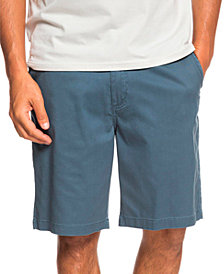 "Quiksilver Waterman Men's Secret Ocean 20"" Chino Short"