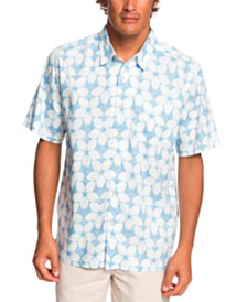 Quiksilver Waterman Men's Ohana Friday Shirt