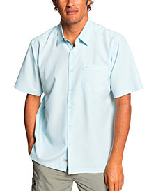 Quiksilver Waterman Men's Centinela 4 Short Sleeve Shirt