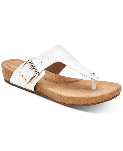 Giani Bernini Memory Foam Rivver Sandals, Created for Macy's