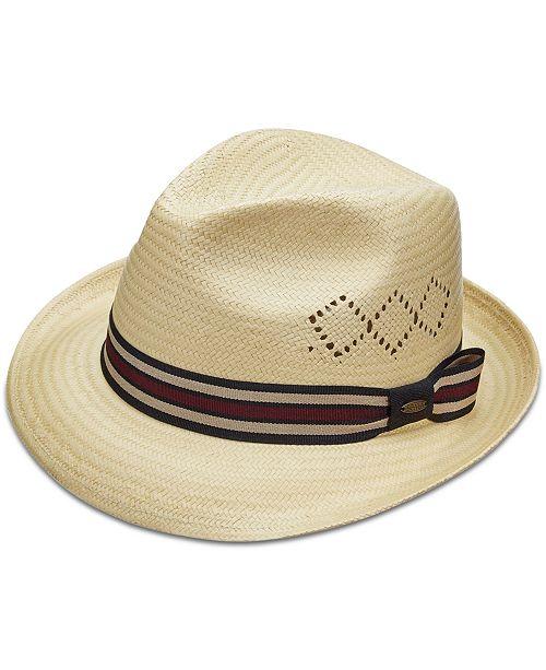24fd08f7271b8 Woolrich Men s Diamond Fedora   Reviews - Hats