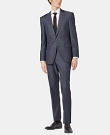 BOSS Men's Jarrod Regular-Fit Virgin Wool Suit