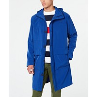 Deals on Tommy Hilfiger Mens Modern-Fit Hopkins Raincoat