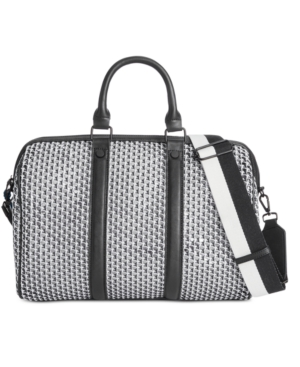 Steve Madden Thundr Satchel In Black/Black