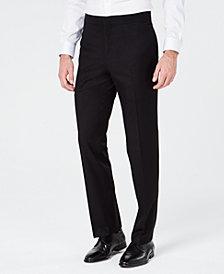 Ryan Seacrest Distinction™ Men's Slim-Fit Stretch Black Prom Suit Pants, Created for Macy's
