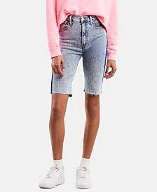 Levi's® Mile-High Bike Shorts